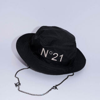 ヌメロヴェントゥーノ(N°21)のらん様専用N21 ニューエラ アドベンチャーワイドブリム ヌメロ ヴェントゥーノ(ハット)