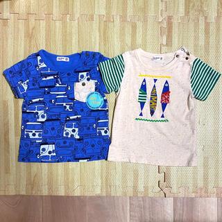 RAG MART - ★ラグマート★男児95  Tシャツ2枚セット