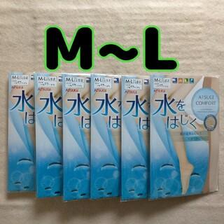 Atsugi - ストッキング アツギ  M~L 6足