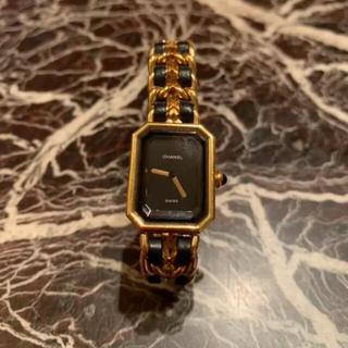 シャネル(CHANEL)のシャネル腕時計 プルミエール 希少品(腕時計)