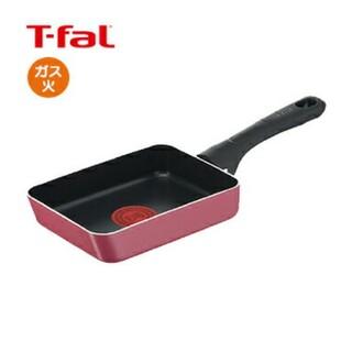 ティファール(T-fal)のティファールエッグクランベリーレッドロースターB55918新品(調理機器)