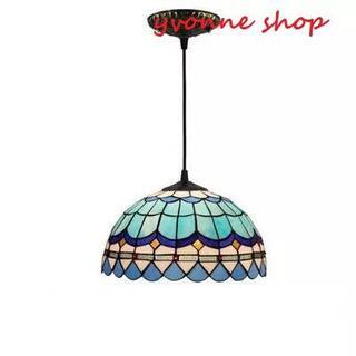 照明 ペンダントライトステンドランプ 照明天井ステンドグラス(天井照明)