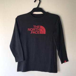 ザノースフェイス(THE NORTH FACE)のTheNorthFace(ザノースフェイス)トップスTシャツロゴTシャツ(シャツ/ブラウス(長袖/七分))