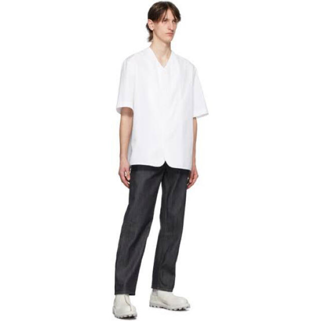 Jil Sander(ジルサンダー)のOAMC White Alpha Shirt メンズのトップス(シャツ)の商品写真