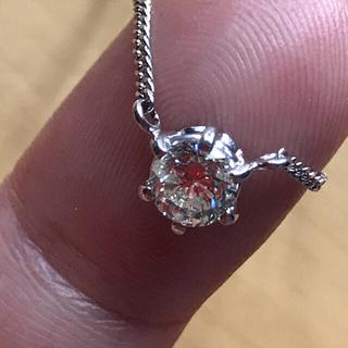 ジュエリーマキ(ジュエリーマキ)の銀座ジェリーマキダイヤモンドネックレス PT 850(ネックレス)