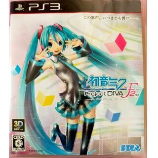PlayStation3 - 初音ミク -プロジェクト ディーヴァ- F 2nd PS3