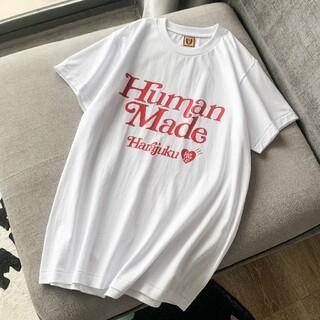 ジーディーシー(GDC)のHUMAN MADE Girls Don 't Cry T-shirt 白黒2点(Tシャツ/カットソー(半袖/袖なし))