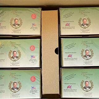ジェイソンウィンターズティー 6箱(未開封)JWT