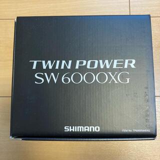 SHIMANO - 16 ツインパワー  sw 6000 xg
