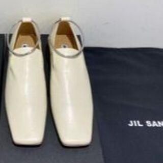 ジルサンダー(Jil Sander)のJIL SANDER レディースフラットバレエシューズ靴(バレエシューズ)