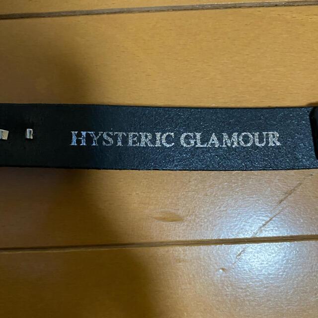 HYSTERIC GLAMOUR(ヒステリックグラマー)のhysteric glamor ロングスタッズベルト メンズのファッション小物(ベルト)の商品写真