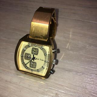Paul Smith - Paul Smith GOLD ポールスミス ゴールド 腕時計 アナログ