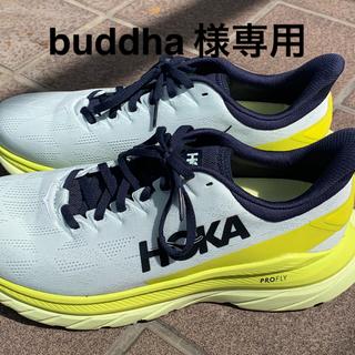 hoka マッチ4 26.5(シューズ)