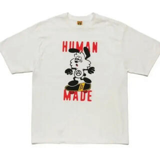 "A BATHING APE - HUMAN MADE VERDY T-SHIRT #1 ""White"" Lサイズ"