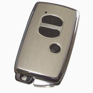 METAL FRAME トヨタ車用スマートキーカバーTY2 ハードタイプ