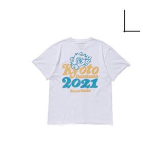 シークレットベース(SECRETBASE)のVERDY 京都大作戦 コラボTシャツ Lサイズ (Tシャツ/カットソー(半袖/袖なし))