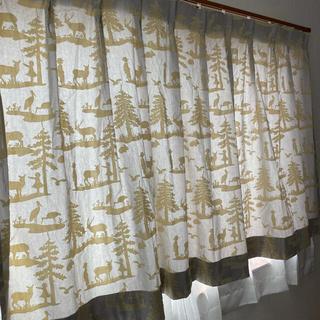 ウニコ(unico)のunico オーダーメイドカーテン(カーテン)