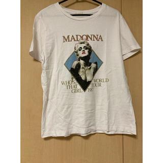 マドンナ Tシャツ