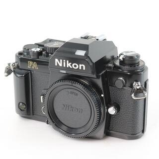 ニコン(Nikon)のニコン FA               フィルムカメラ(フィルムカメラ)