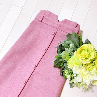 アストリアオディール(ASTORIA ODIER)の大人可愛いスカート(ひざ丈スカート)