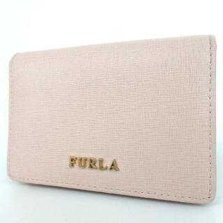 Furla - フルラ 名刺入れ カードケース レザー 5-408