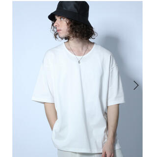ハレ(HARE)のHARE ユルネックカットソー(Tシャツ/カットソー(半袖/袖なし))