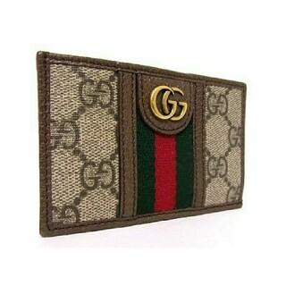 Gucci - ■ GUCCI グッチ シェリーライン カードケース パスケース 名仕入れ