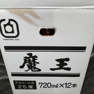 魔王 720ミリ 12本売り(焼酎)