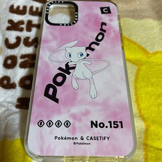 iPhone - iPhone11ProMax iPhoneケース ポケモン ミュウ