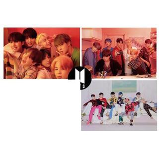 ポスター セット アルバム BTS BT21 ペルソナ グッズ 公式 MOS