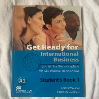 GET READY FOR BUSINESS 1:SB(洋書)