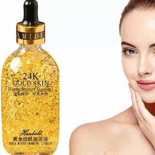 24K 金箔 美容液 ヒアルロン酸(美容液)