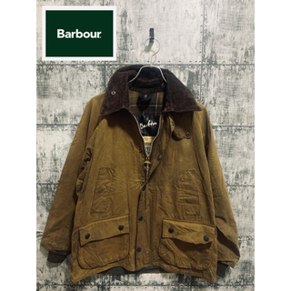 Barbour - Barbour classic bedale バブアー クラシック ビデイル 茶
