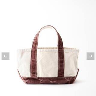 L'Appartement DEUXIEME CLASSE -  L.L.Bean エル・エル・ビーン Canvas Mini Tote Bag