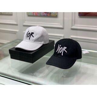 ディオール(Dior)のハット2枚12000 Christian Dior 帽子#006(ハット)