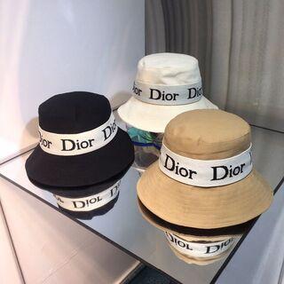 ディオール(Dior)のハット2枚12000 Christian Dior 帽子#003(ハット)