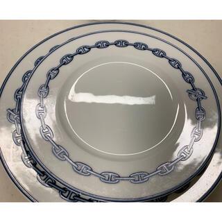 エルメス(Hermes)のエルメス お皿 2枚セット(食器)