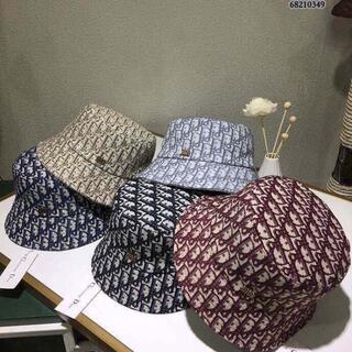 ディオール(Dior)のハット2枚12000 Christian Dior 帽子#001(ハット)