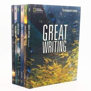 Great writing 6冊(洋書)