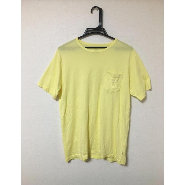 coen(コーエン)のcoen メンズのトップス(Tシャツ/カットソー(半袖/袖なし))の商品写真