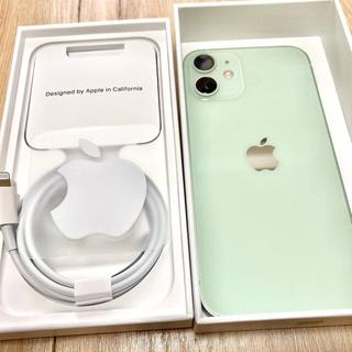 Apple - iPhone 12 mini 128gb グリーン
