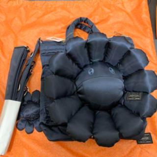 ポーター×村上隆★ 2WAY フラワーヘルメットショルダーバッグ(ショルダーバッグ)