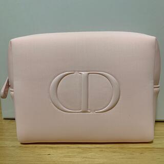 Dior - ディオール ポーチ ノベルティ ピンク