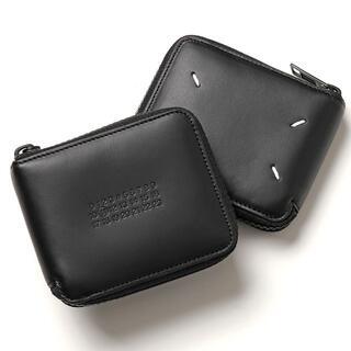 マルタンマルジェラ(Maison Martin Margiela)のMaison Margiela メゾンマルジェラ二つ折り財布(折り財布)