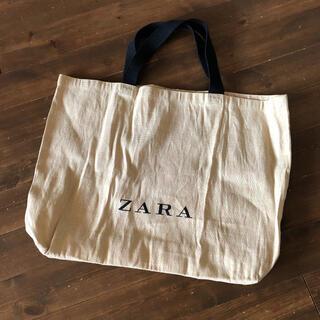 ZARA - ZARA ジュートバック