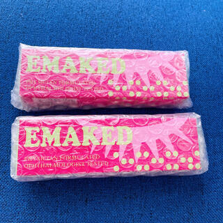 ミズハシホジュドウセイヤク(水橋保寿堂製薬)のエマーキット EMAKED2箱 未使用未開封(まつ毛美容液)