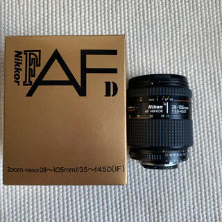 ニコン(Nikon)のNikon AF28-105F3.5-4.5D(IF)(レンズ(ズーム))