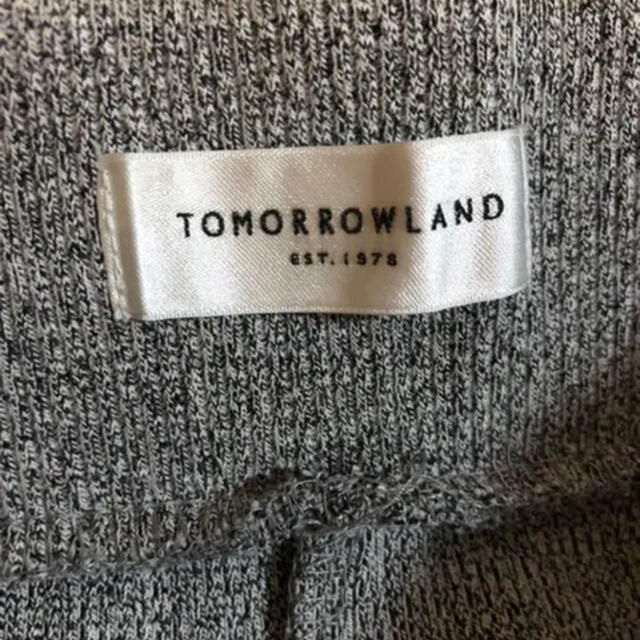 TOMORROWLAND(トゥモローランド)のトゥモローランド ワイドパンツ ガウチョパンツ レディースのパンツ(その他)の商品写真