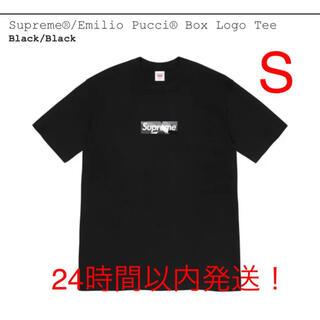 Supreme - 21SS Supreme Emilio Pucci Box Logo Tee S