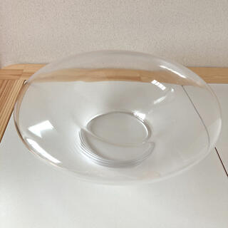 スガハラ(Sghr)のスガハラガラス スポーラ 鉢 30㎝(食器)